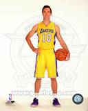 Los Angeles Lakers Steve Nash 2013-14 Posed Photo