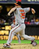 Bud Norris 2013 Action Photo
