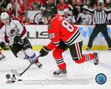 Patrick Kane 2013-14 Action Photo