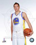 NBA Golden State Warriors David Lee 2013-14 Posed Photo