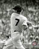 Mickey Mantle 1961 Action Photo