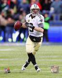Drew Brees 2013 Playoff Action Photo