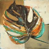Contemporary Leaves II Poster von Patricia Quintero-Pinto