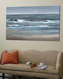 Peaceful Ocean View II Art by Jettie Roseboom