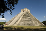 Chichen Itza, UNESCO World Heritage Site, Yucatan, Mexico, North America Photographic Print by Tony Waltham