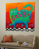 Funny Kitty Posters by Y. Hope