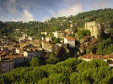 Largentiere, Ardeche, France Photographic Print by Michael Busselle