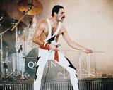 Freddie Mercury - Queen Fotografía