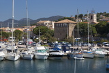 View over Marina, Sainte-Maxime, Var Photographic Print by Stuart Black
