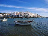 Ferragudo, Algarve, Portugal, Europe Photographic Print by Tom Teegan