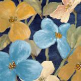 Blue Garden Party II Prints by Lanie Loreth