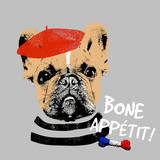 Bone Appetit Prints