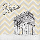 Textile Paris Prints by Gina Ritter