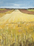 Sunny Day In The Fields Affischer av Jacques Clement