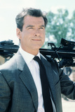Pierce Brosnan Photographic Print