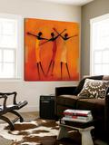 Feel Free I Posters af Jan Eelse Noordhuis