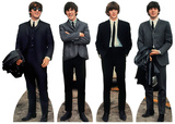 The Beatles - George, John, Paul and Ringo Lifesize Standup Poster Set Stand Up