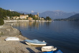 Tremezzo, Lake Como, Lombardy, Italian Lakes, Italy, Europe Photographic Print by Charles Bowman