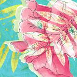Trop Floral II Prints by Elizabeth Medley