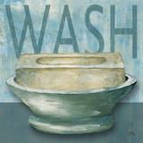 Wash Prints by Elizabeth Medley