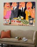 It's Delicious Poster van El Van Leersum