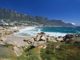 Clifton Beach, Cape Town, South Africa Photographic Print by Gavin Hellier