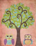 Wisdom in Trees I Art by Andi Metz