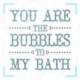 Bubbles to my Bath II Prints