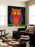 Funny Owl II Plakater av Y. Hope