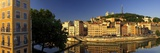 Old Lyon with the Fresque De Lyon Photographic Print by Bryan Peterson