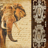 Madagascar Safari III Posters by Patricia Quintero-Pinto