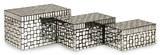 Mahar Shimmer Mosaic Box Set Home Accessories