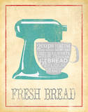 Fresh Bread Prints