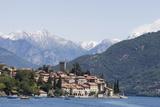 Santa Maria Rezzonico, Lake Como, Lombardy, Italy, Europe Photographic Print by Angelo Cavalli