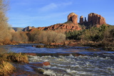 Red Rock Crossing, Sedona, Arizona, United States of America, North America Photographic Print by Richard Cummins