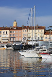 Yachts in Harbour of Old Town Photographic Print by Stuart Black