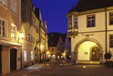 Town Hall in the Old Town of Fussen, Ostallgau, Allgau, Bavaria, Germany, Europe Photographic Print by Markus Lange