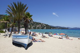 Saint-Clair Beach, Le Lavandou, Var Photographic Print by Stuart Black