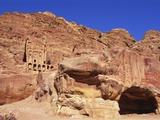 Khazneh, Petra, Jordan Photographic Print by Neale Clarke