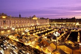 Christmas Market at Place Du Capitole in Toulouse Photographic Print by Alain Felix