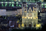 Saint Jean Cathedral Photographic Print by Moirenc Camille