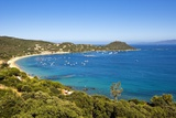 Campomoro Bay on Corsica Photographic Print by Massimo Borchi