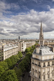 American Cathedral, Paris, France, Europe Photographic Print by Giles Bracher