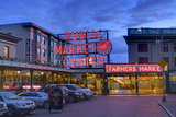 Pike Place Market, Seattle, Washington State, United States of America, North America Photographic Print by Richard Cummins