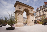 Porte Guillaume and Place Darcy in the Centre of Dijon, Burgundy, France, Europe Photographic Print by Julian Elliott