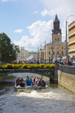 View of Canal and Town Hall, Gothenburg, Sweden, Scandinavia, Europe Photographic Print by Frank Fell