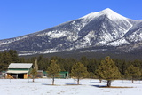 San Francisco Peak, Flagstaff, Arizona, United States of America, North America Photographic Print by Richard Cummins