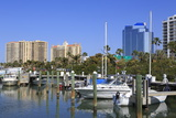 Bayfront Marina, Sarasota, Florida, United States of America, North America Photographic Print by Richard Cummins