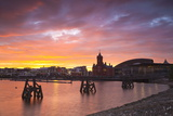 Cardiff Bay, Wales, United Kingdom, Europe Photographic Print by Billy Stock