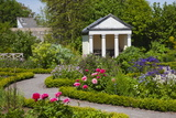 Physic Garden, Cowbridge, Vale of Glamorgan, Wales, United Kingdom, Europe Photographic Print by Billy Stock